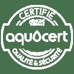 Etablissement certifié Aquacert