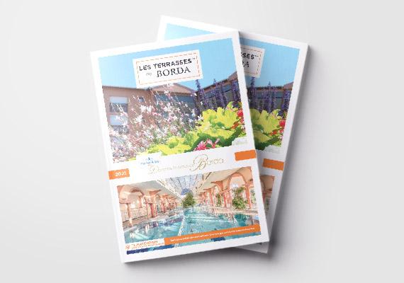 Brochures terrasses 2021